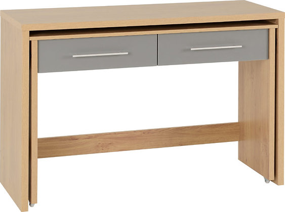 Seville 2 Drawer Slider Desk