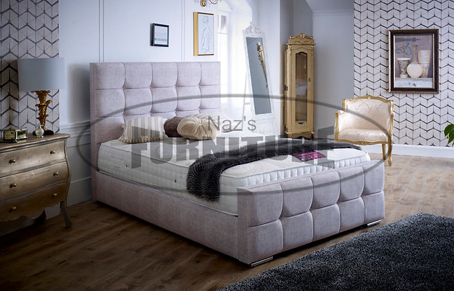 4ft (Small Double) Cube Bed