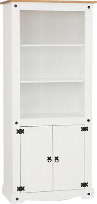 Corona Style 2 Door Display Unit/Bookcase