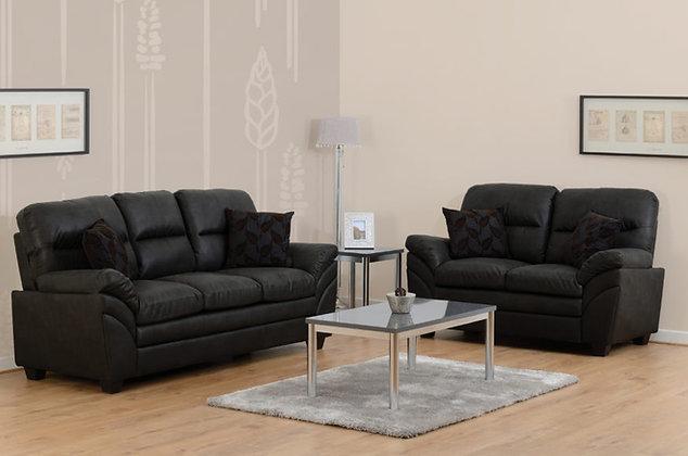 Capri 3+2 Suite - Faux Leather