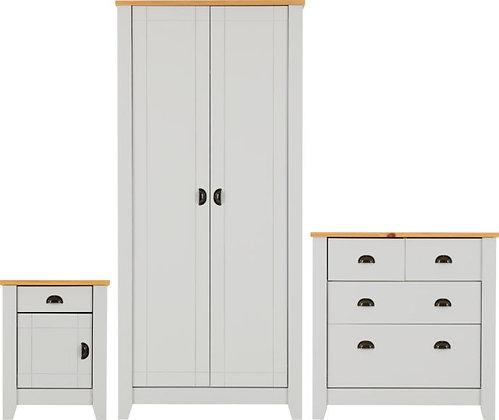 Ludlow Trio bedroom Set