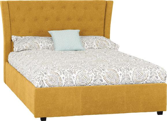 """Camden Plus 4'6"""" Storage Bed"""