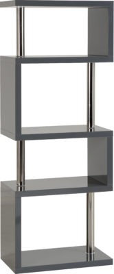Charisma 5 Shelf Unit