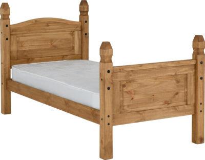 Corona 3' Bed High Foot End