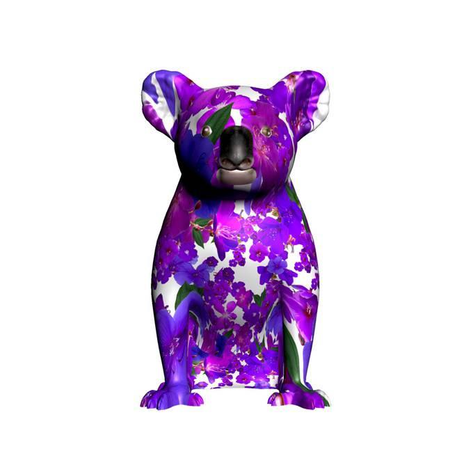 koala sculpture