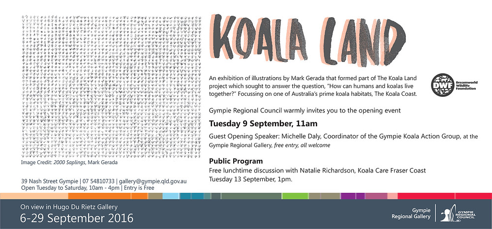koala land exhibition details