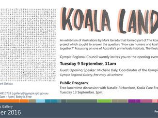 Koala Land Exhibition