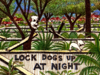 Report Preview: Lock Dogs Up At Night