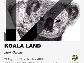 Koala Land At UTS DAB LAB Research Gallery