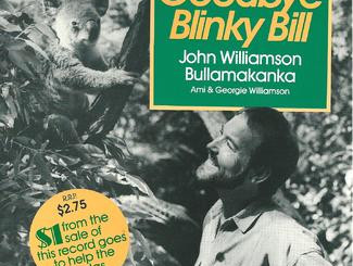 John Williamson - Goodbye Blinky Bill