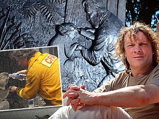 Koala Hero David Tree Battles Vandals, Job Woes and Jealousy