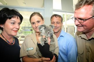 Currumbin Sanctuary Wildlife Hospital Gets $70K Donation