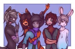 The Trivial Gang