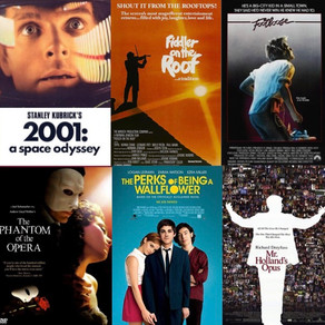 Eleven great music-related movies