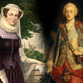 Mary, Queen of Scots & the Bonnie Prince