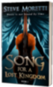 Song for a Lost Kingdom, Book I cover