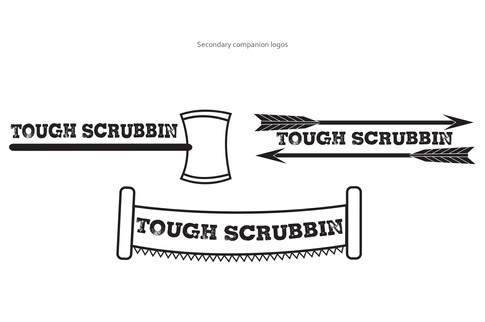 Tough Scrubbin Soap logo