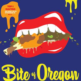 Experimental Portland Mercury Cover, Bite of Oregon
