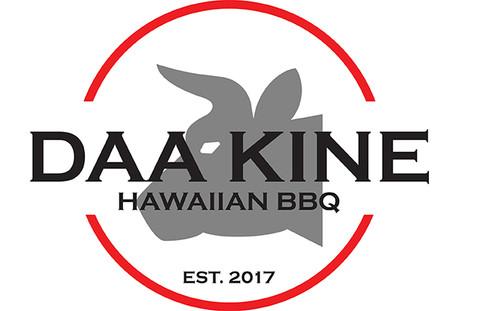 DaaKine Hawaiian BBQ logo
