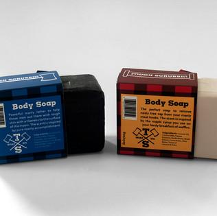 Tough Scrubbin Soap Co.