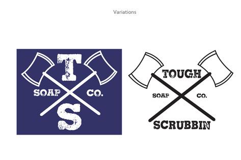 Tough Scrubbin Soap logo