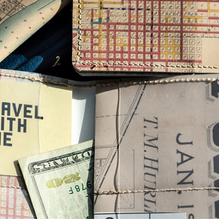 Travel With Me Wallets