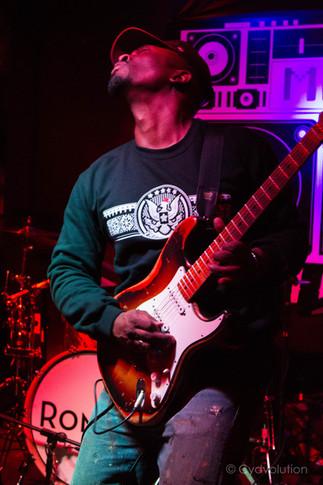 Jk Howells at The Music Room
