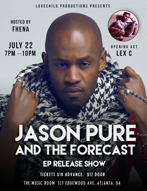 Jason Pure and the Forecast