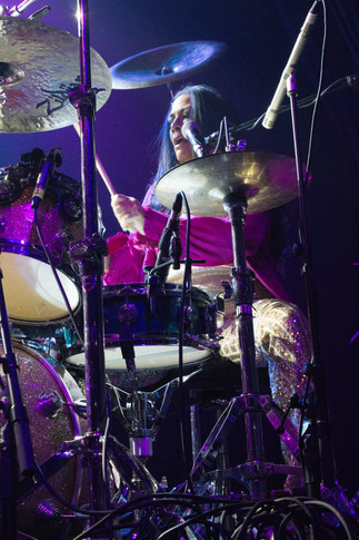 Sheila E at Center Stage