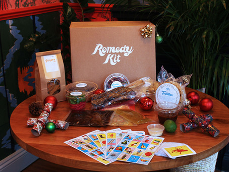 Enjoy Santo Remedio at Home this Christmas