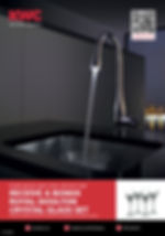 KWC - NZ - July (Bonus Crystal Glass Set