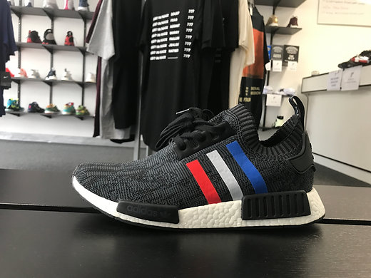 Adidas NMD R1 OG PK Core Black Lush Red S79168 St. Cream