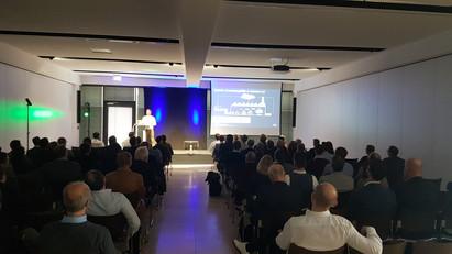 Vortrag von AWS zum Thema Cloud-Computing