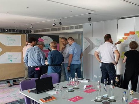 qnnected: International sales workshop with Tosibox in Berlin