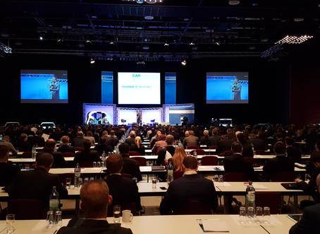 Today: CAR Symposium RuhrCongress, Bochum
