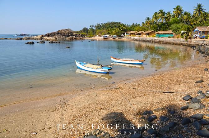 Cove near Palolem Beach