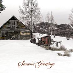 Old Colorado Barn