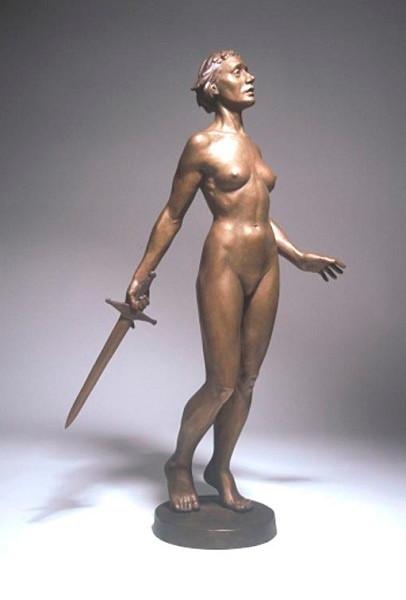 Joan Figure Study
