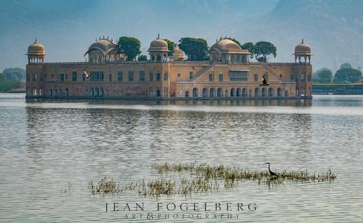 Jal Mahal Water Palace in Jaipur