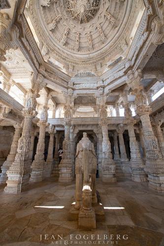 Ranakpur Jain Temple in Udaipur