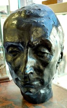 Bust of Georgia O'Keeffe