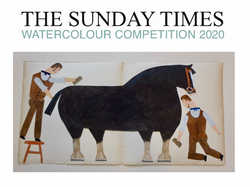 The Sunday Times Water Colour Competition 2020
