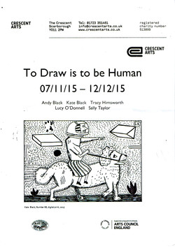 'To Draw is to be Human'