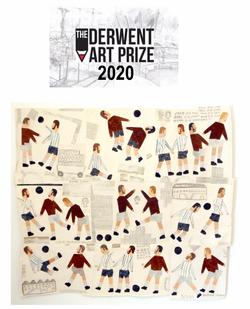 Derwent Art Prize 2020
