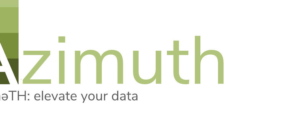 Azimuth Elevate Your Data