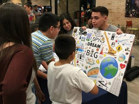 Dream Big event in the Rio Grande   Valley