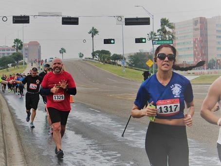 SAMES CEO Participates in McAllen Marathon 2018