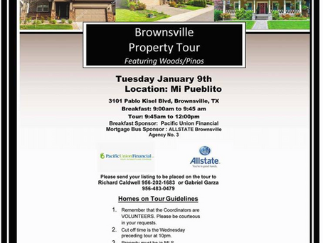 Brownsville's First Property Tour