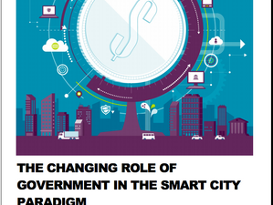 The changing role of government in the smart city paradigm