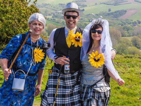 Last chance to register online for Walk the Wight 2016!